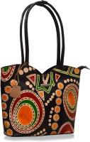 Arpera Women Black Shoulder Bag