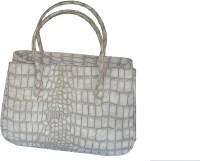 VIVA Women White Hand-held Bag