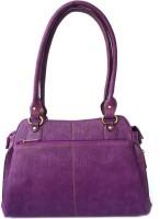 Legacy Women Purple Hand-held Bag