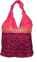 Crux & Hunter Women Pink Messenger Bag