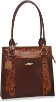 Arpera Women Brown Shoulder Bag
