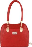 Sarah Hand-held Bag(Red)