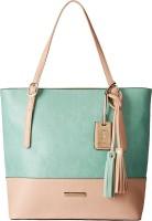 Stella Ricci Shoulder Bag(Green, Beige)