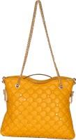 Picco Massimo Hand-held Bag(Yellow)