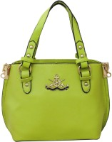 Heels & Handles Hand-held Bag(Green)