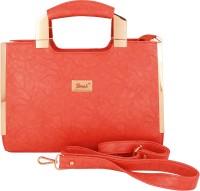 Sarah Hand-held Bag(Orange)