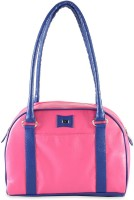 Goodwill LEATHER ART Pink, Blue Sling Bag