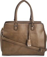 Vero Couture Hand-held Bag(Brown)