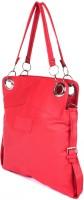 Bare Soles Women Red Shoulder Bag