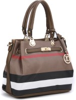 Carlton London Shoulder Bag(Brown)