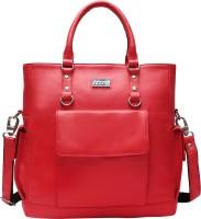 Adone Hand-held Bag(Red)