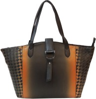 Mex Shoulder Bag(Black, Tan)