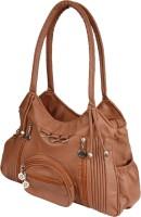 Gracetop Women Tan Shoulder Bag