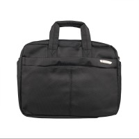 View Sapphire 15 inch Expandable Laptop Messenger Bag(Black) Laptop Accessories Price Online(Sapphire)