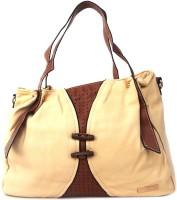 SV Women Beige Hand-held Bag