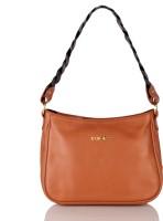 Khiora Shoulder Bag(Brown, Black)