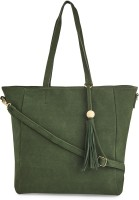 Vero Couture Tote(Green)