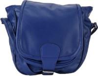 Sr Sales Blue Sling Bag