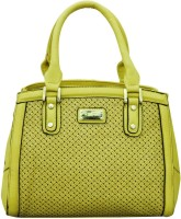 Heels & Handles Hand-held Bag(Yellow)