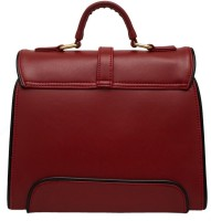 Piccadilly Hand-held Bag(Maroon)