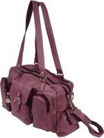 Gracetop Women Purple Shoulder Bag