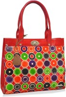 Arpera Women Red Shoulder Bag