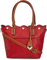 Vero Couture Tote(Red)