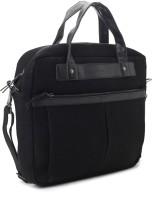 United Colors of Benetton. Laptop Messenger Bag(Black)