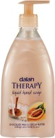 Dalan Dalan Therapy Liquid Soap with Cocoa Butter & Chocolate Milk Fragrance(400 ml)