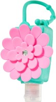 Moments Hot Pink Chrysanthemum Silicon Holder for 29ml Bottle(29 ml)