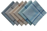 Krayonz Mens Handkerchief(Pack of 6)