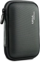 View Gizga Essentials Hard Drive Case 2.5 inch Double Padded(For 2.5-Inch External Hard Drive, Grey) Laptop Accessories Price Online(Gizga Essentials)