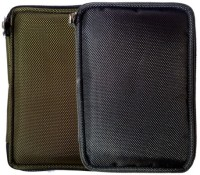 View jprs Combo Shockproof 2.5 inch External Hard Disk Case(For Toshiba, Dell, HP, Seaget, Hitachi, Samsung, WD, olive Green, Black) Laptop Accessories Price Online(JPRS)