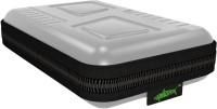 View SmartFish PREMIUM ARMOUR 2.5 inch HARD DRIVE ENCLOSURE(For WD, Seagate, Sony, Transcend, ADATA, Hitachi, Toshiba, Dell, Lenovo, HP, Grey) Laptop Accessories Price Online(SmartFish)
