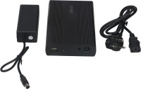 Smartpro USB 2.0, 3.5 Inch External Hard Drive Enclosure(For Serail ATA, Black)
