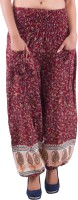 Indi Bargain Printed Cotton Women's Harem Pants