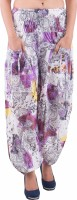 Indi Bargain Printed Cotton Blend Women Harem Pants