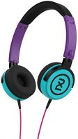 2Xl Shakedown Headphone With Full Suspension X5Shfz-834 (/Blue/Pink) Headphone(Multicolor)