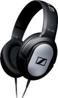 Sennheiser HD 180 Wired Headphone(Black, Over the Ear)