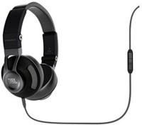 JBL Synchros S300A Headphone(Black, On the Ear) thumbnail