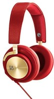 B&O Play By Bang & Olufsen Beoplay H6 With Dj Khaled - Red Headphone(Red)