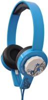 Cognetix Rainbow Cx800 B Headphone(Blue, On the Ear)