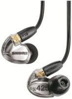 Shure SE425-V Headphone(Black, In the Ear)