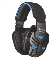 Quantum Qua bluetooth Headphone(Blue, Over the Ear)