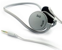 Portronics Oye POR 563 Sports Headphone(Grey, On the Ear) thumbnail