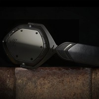V-Moda Crossfade Wireless Over-Ear Headphone - Gunmetal Wired bluetooth Headphone(Black)