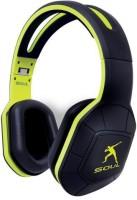 Soul Electronics Soul Combat+ Ultimate Active Performance Over-Ear Headphones (Bolt ) Headphone(Yellow)