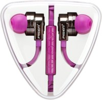Pisen G 105 Headphone(Purple, In the Ear)