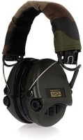 Msa Sordin Supreme Pro X - Premium Edition - Electronic Earmuff With Camo-Band, Cups And Gel Seals Fitted Headphone(Multicolor)