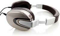 Ultrasone Edition 8 Palladium S-Logic Surround Sound Professional Closed-Back Headphones With Leather Transport Bag Headphone(Brown)
